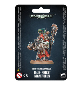 Tech-Priest Manipulus Adeptus Mechanicus Games workshop