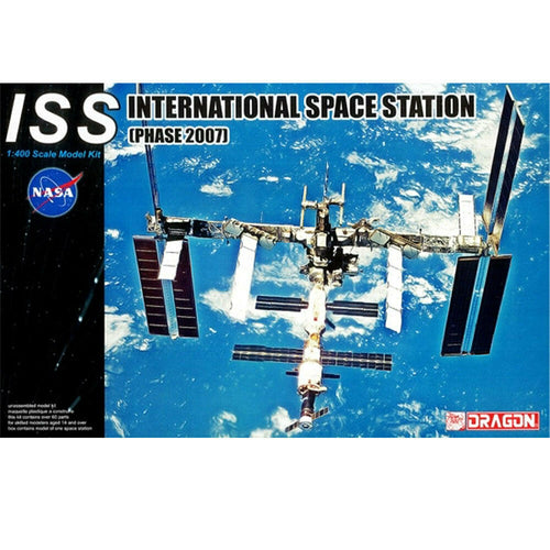 DRAGON 11024 International Space Station 1:400