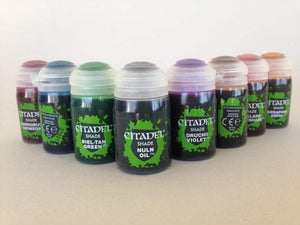 Citadel Colour Shade Paints