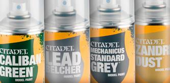 Citadel Colour Spray Paint