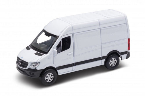 Mercedes Benz 2015 Sprinter Panel Van 1:38 Scale Model Car by Welly
