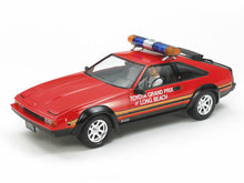 Load image into Gallery viewer, Tamiya 24033 1/24 Toyota Celica Supra Long Beach GP Marshal Model Car Kit