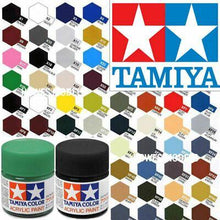 Load image into Gallery viewer, Tamiya Acrylic Paint X Variant 10ml