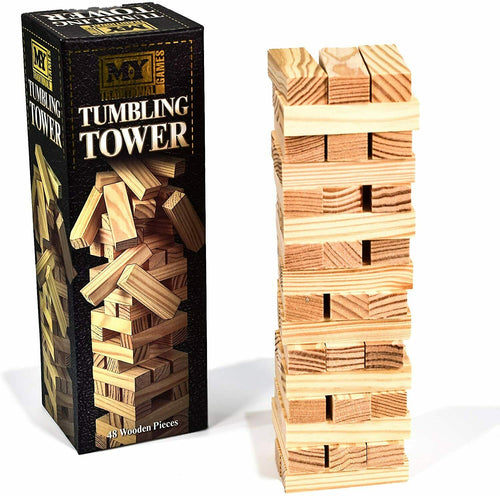 M.Y. Tumbling Tower Game