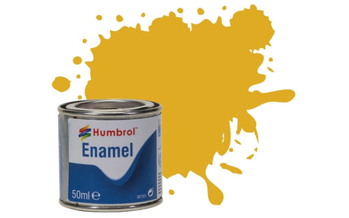 Humbrol Enamel Model Paint 50ml - Matt Gloss Satin Full Range Airfix