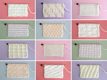 Load image into Gallery viewer, Knit Stitch: 50 Knit + Purl Pattern Book by Kristen McDonnell (Ships USA Only)