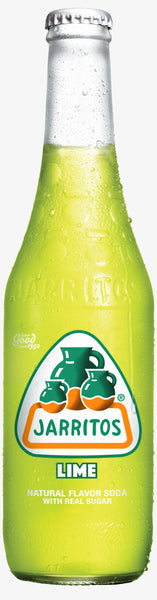 Jarritos Lime Soda - PICK UP ONLY