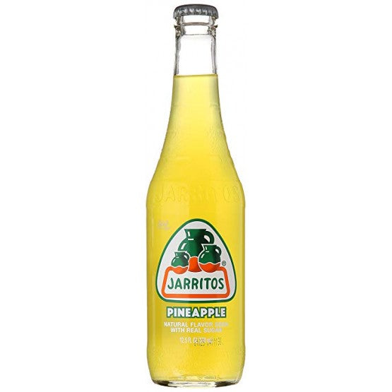 Jarritos Pineapple Soda - PICK UP ONLY
