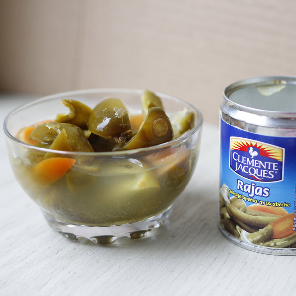 Pickled Jalapeños Sliced