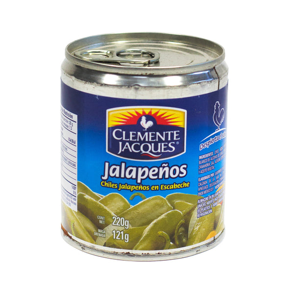 Pickled Jalapeños, Whole