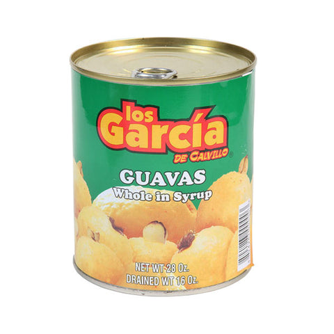 Guayabas in Syrup