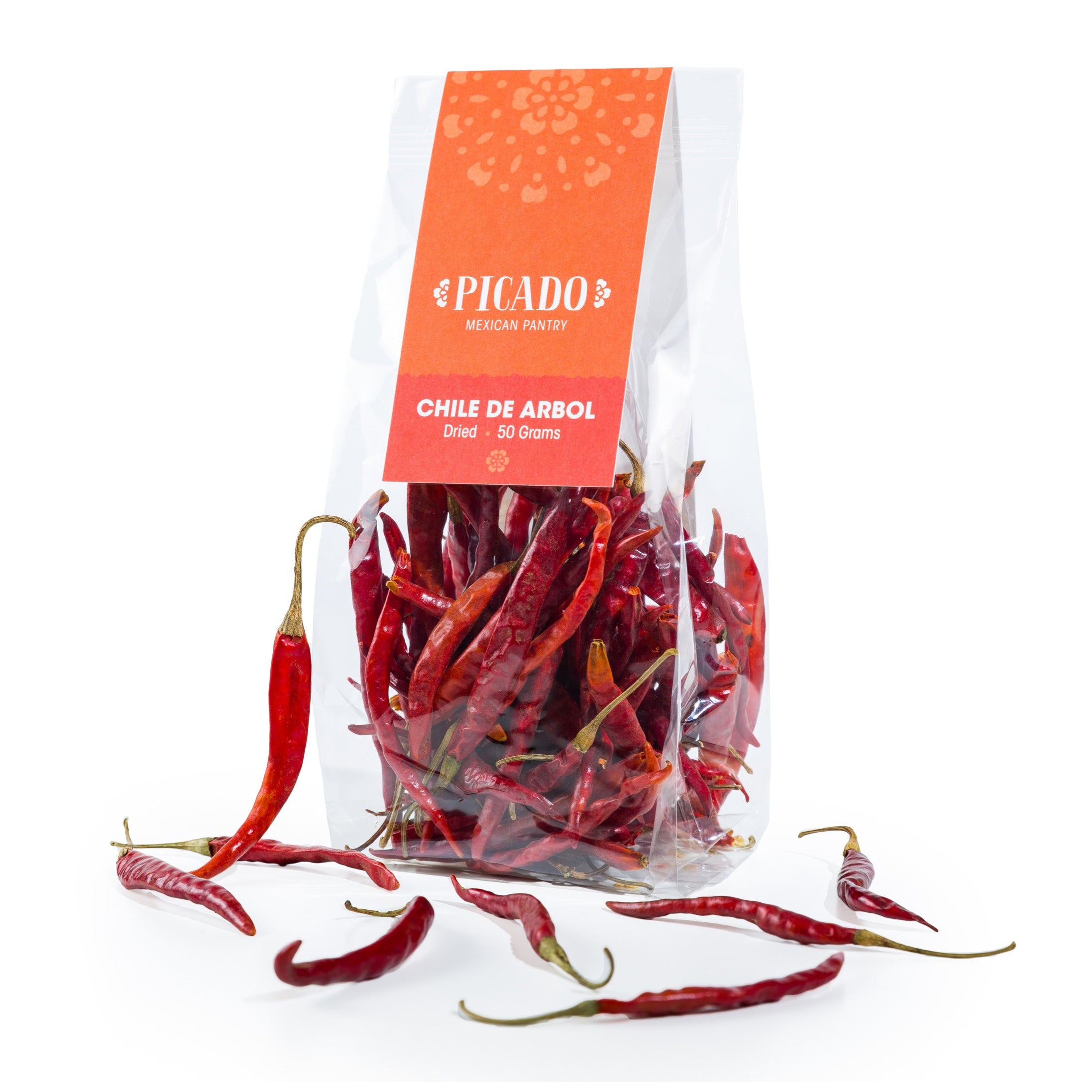 Dried De Arbol Chilies