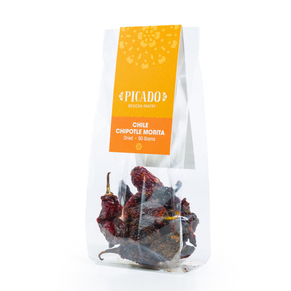 Dried Chipotle Morita Chilies