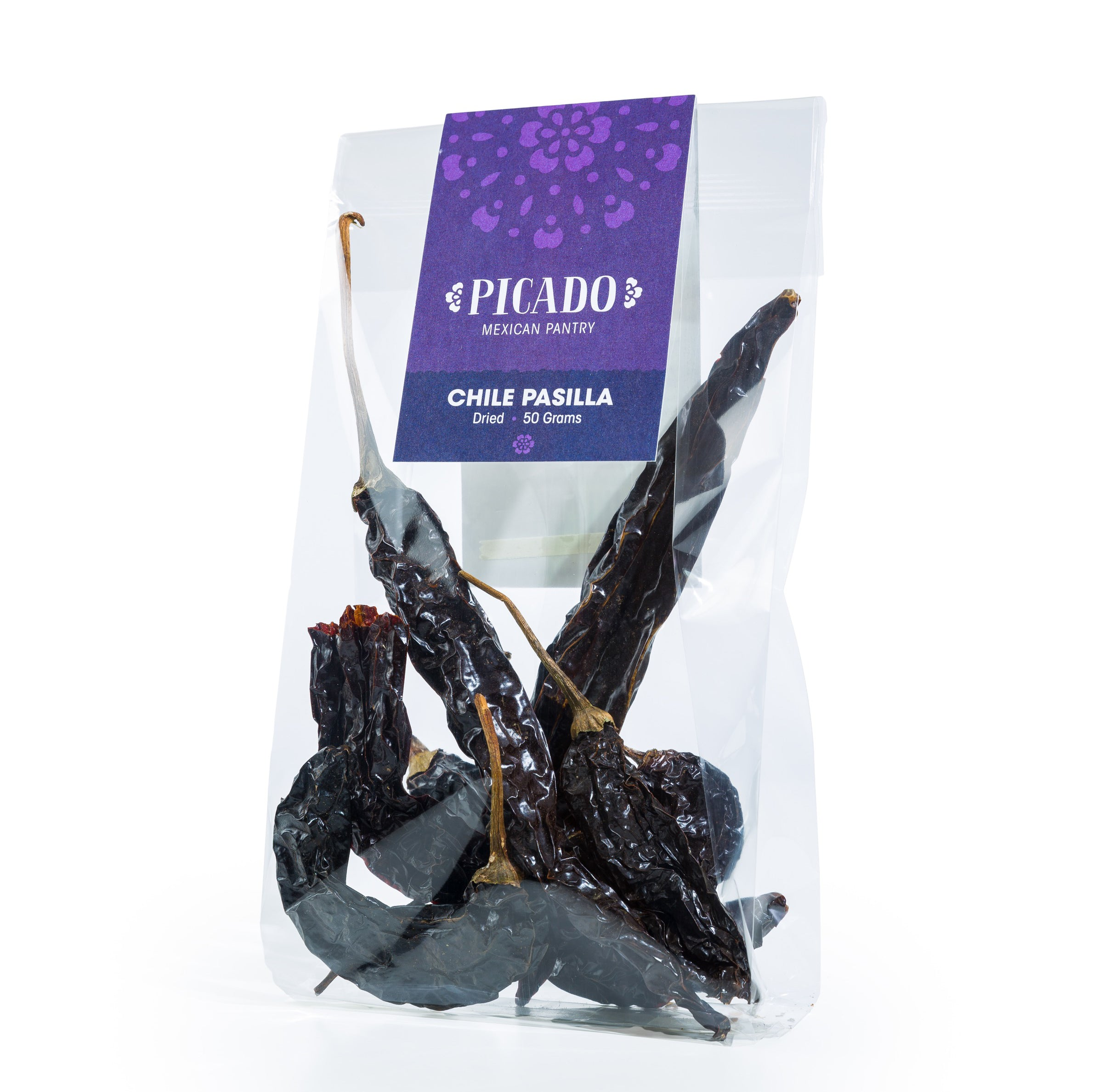 Dried Pasilla Chilies