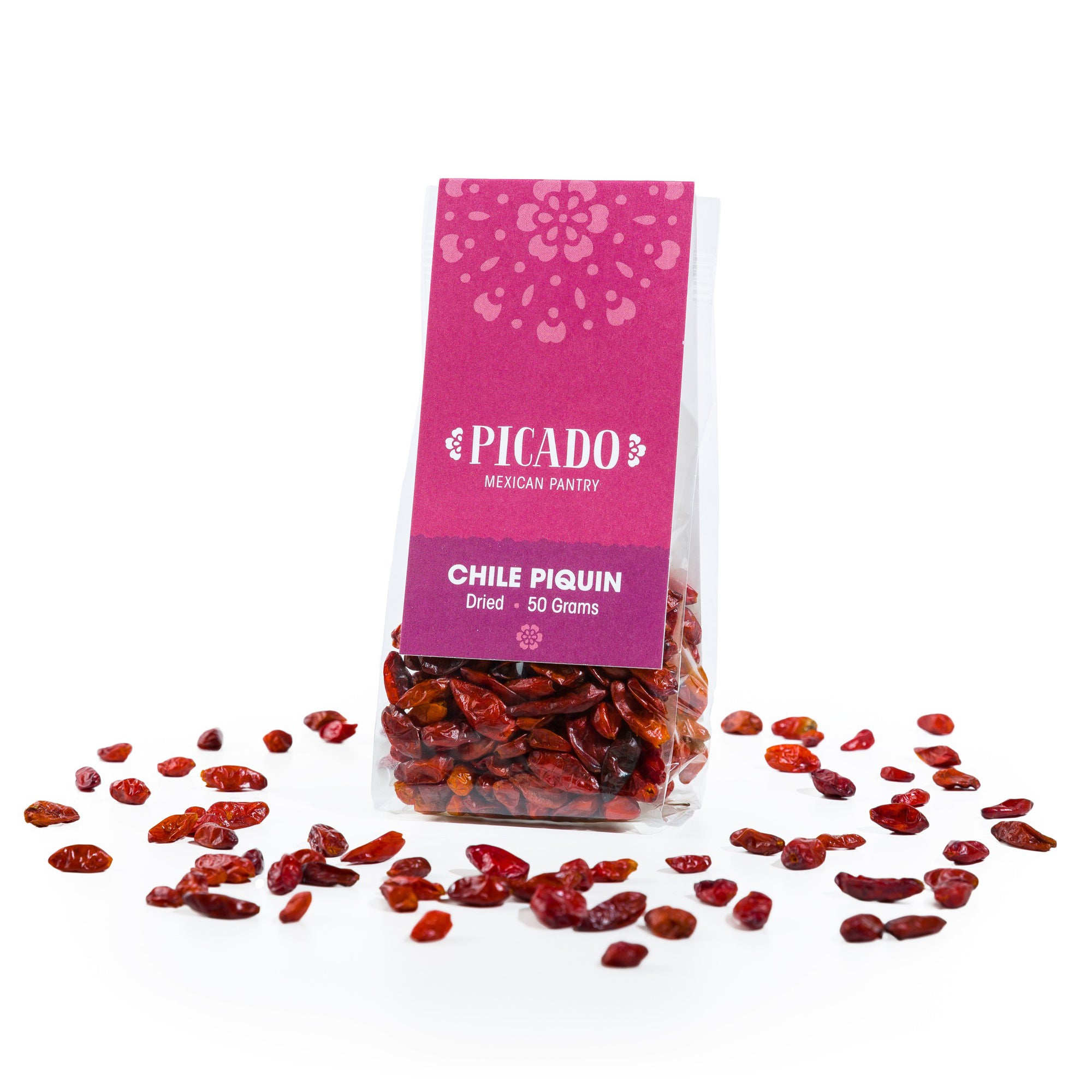 Dried Piquin Chilies