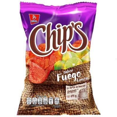 Chip's Fuego Limon Large
