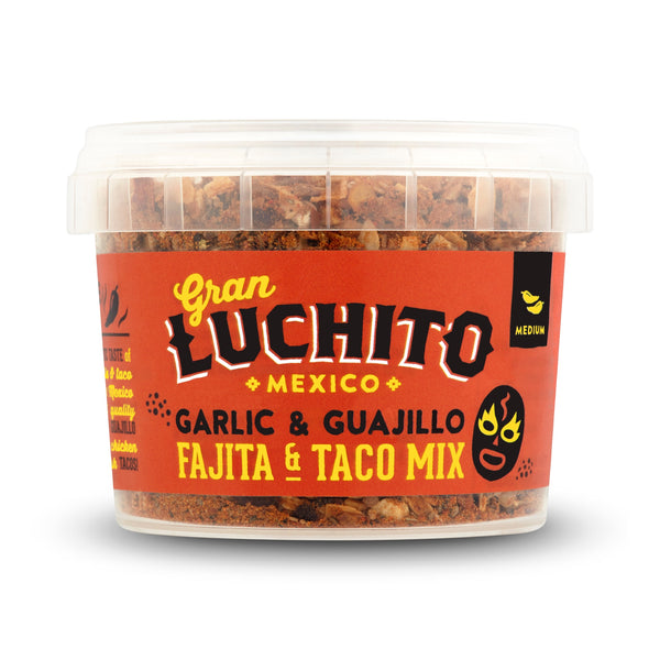 Garlic & Guajillo Mix