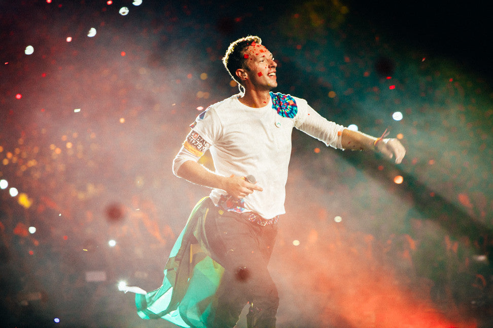 Global Citizen tours the world with Coldplay!