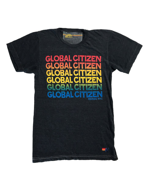 Global Citizen x Aviator Nation Crewneck