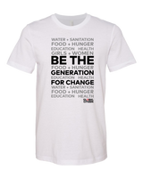 Be The Generation Quote Tee