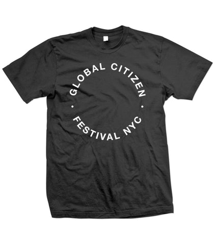 Festival 2015 Ring T-Shirt – Black
