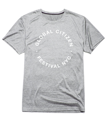 Festival 2015 Ring T-Shirt – Grey