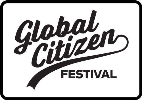Global Citizen Cursive Patch