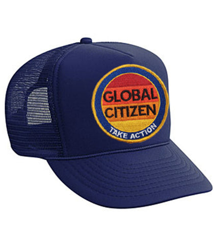 Take Action – Global Citizen x Aviator Nation Trucker Hat