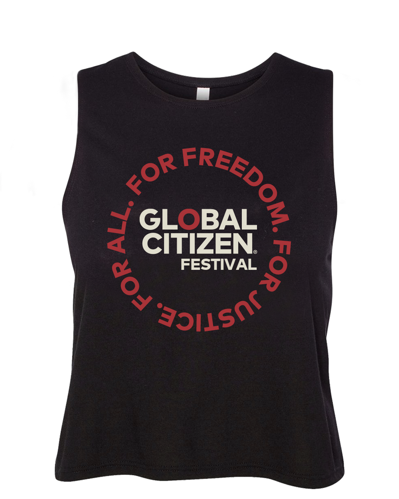 For Freedom Women's Racerback Tank