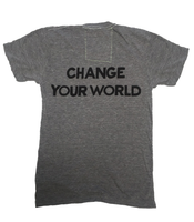 Change Your World – Global Citizen + Aviator Nation T-Shirt