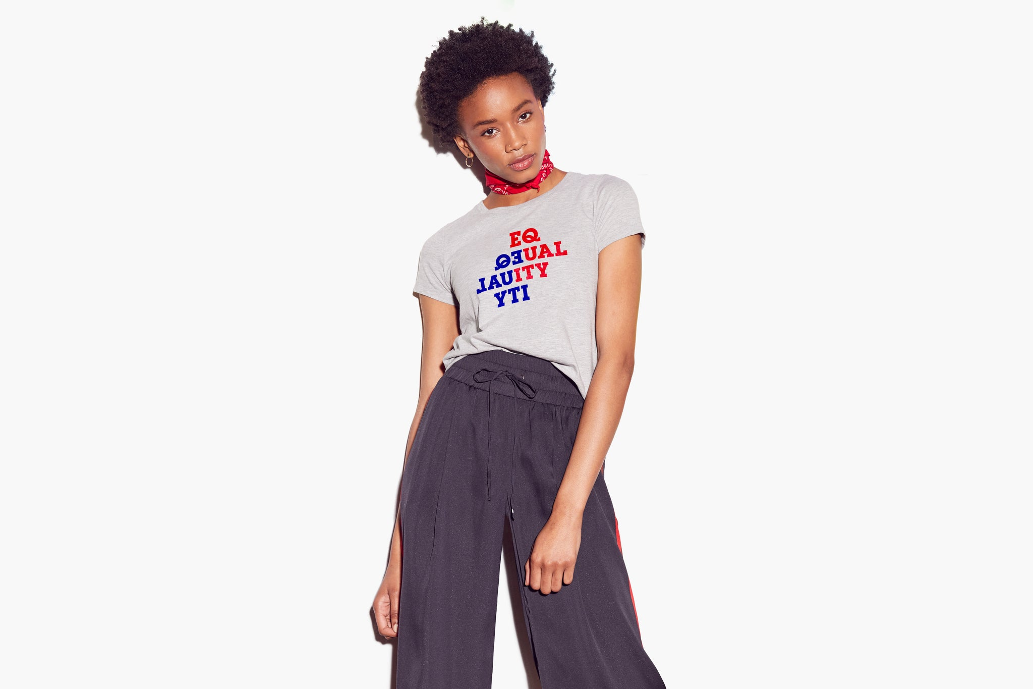 Prinkshop x Social Goods x Global Citizen Equality Tee