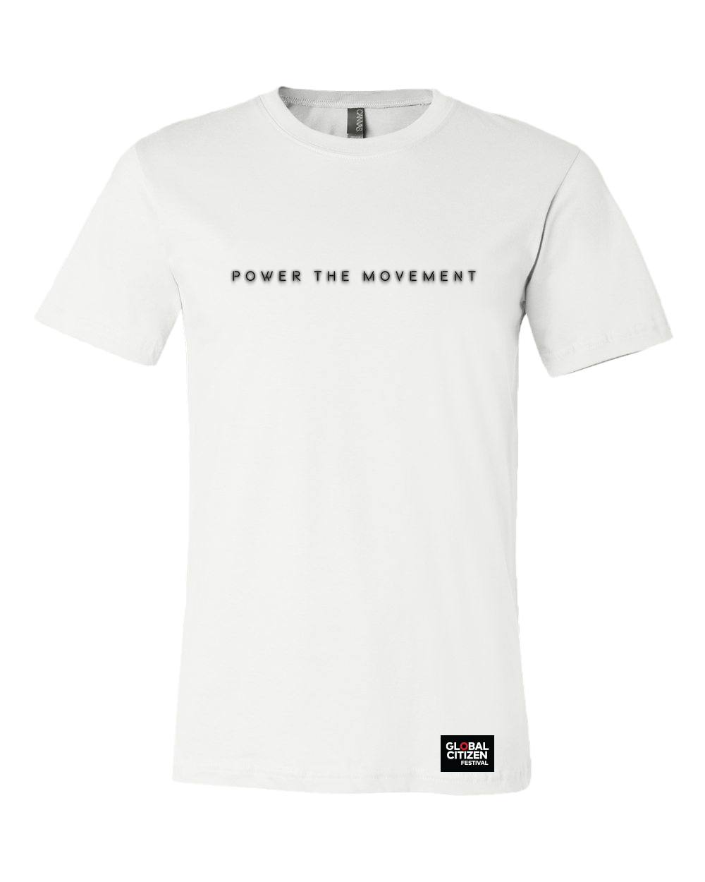 Power the Movement Short Sleeve Tee