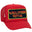 AVIATOR NATION FOR GCF '19 VINTAGE LOW RISE TRUCKER HAT - RED