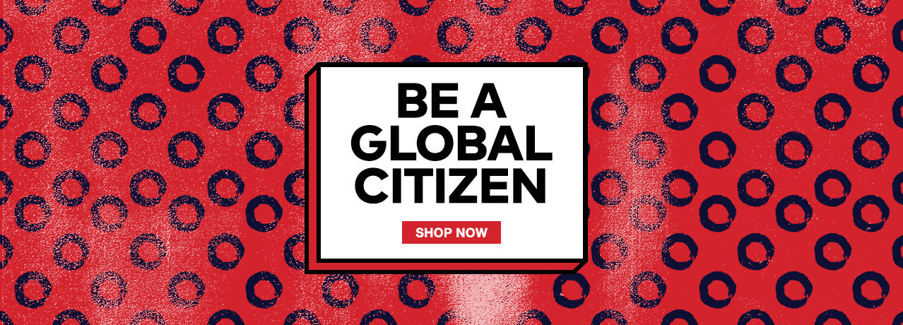 Help End Poverty. Shop Now.