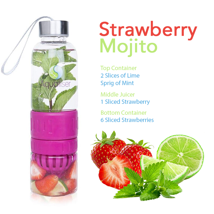 Recipe of the Week - Strawberry Mojito