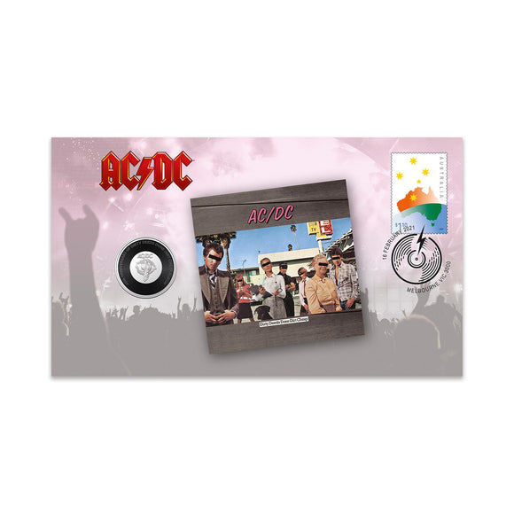 AC/DC Dirty Deeds Done Dirt Cheap PNC