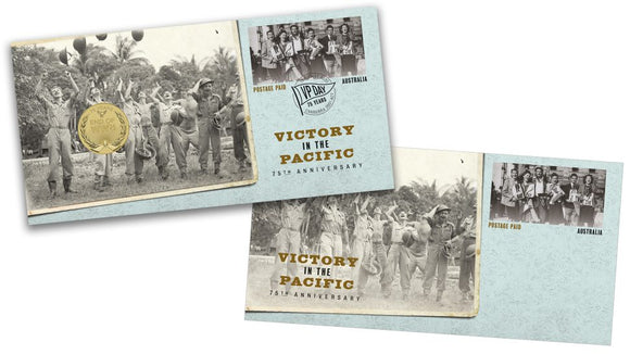 Victory in the Pacific: 75th Anniversary PNC