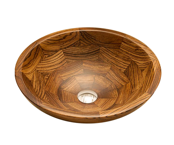 Afzaro wooden sink
