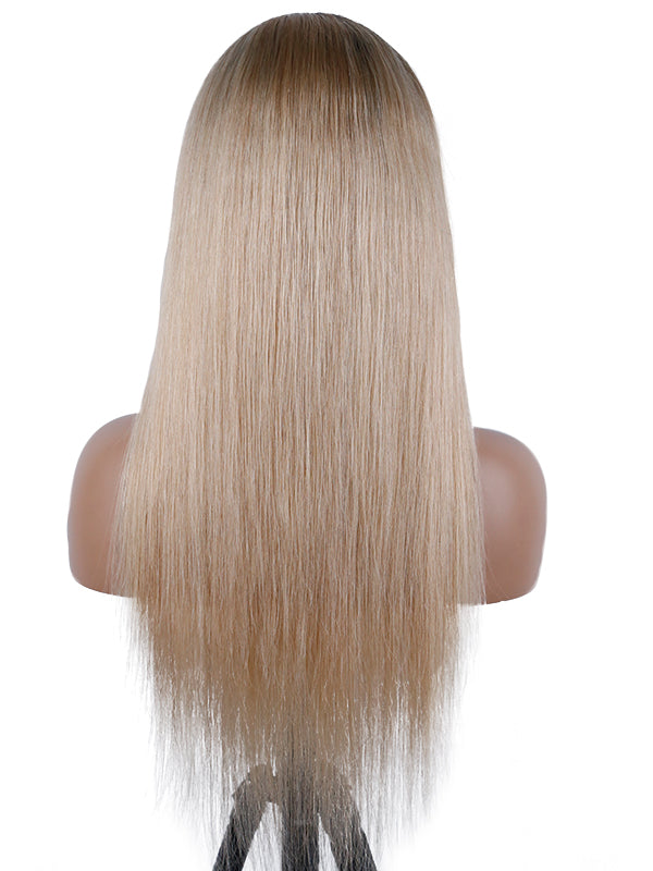YOOWIGS Flash Sale 180% Density Human Hair 13x4 Lace Front Wigs