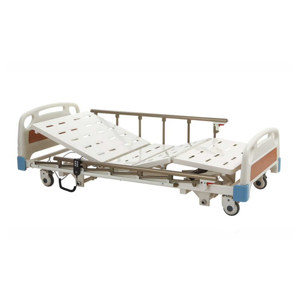 Basic Care Automatic Crank Hospital Bed (Ultra Low)