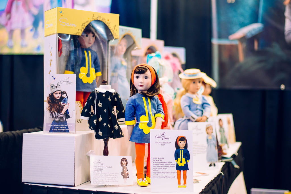 The Origins of London Fashion Week-Dolls, Books & Gifts | A Girl for All Time UK