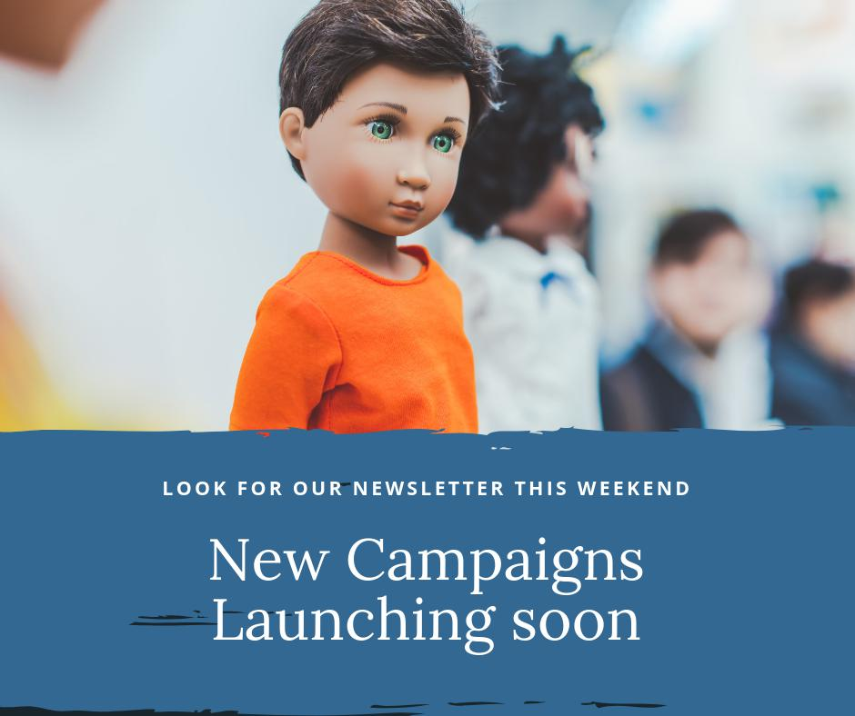 Launching in May - New Crowdfunding Campaigns Soon!-Dolls, Books & Gifts | A Girl for All Time UK