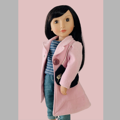 Nisha, Your Modern Girl. A Girl For All Time shop, play, learn. Children, collectors, educational play for the whole family. This doll is part of a collection of historical and modern 16 inch dolls from A Girl for All Time. Not associated with American Girl dolls or Our Generation dolls.