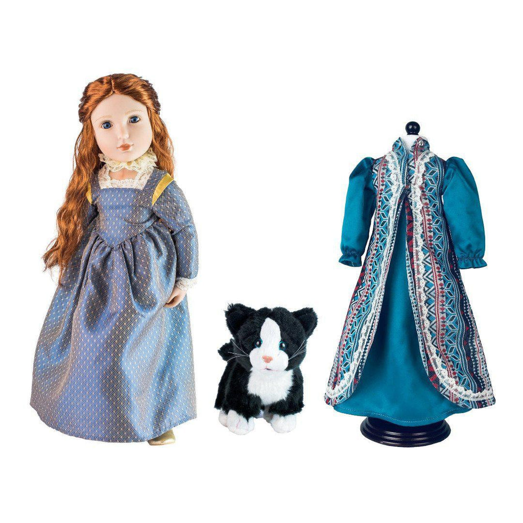 PRE ORDER Special Bundle Offer - Elinor, Your Elizabethan Girl ™ doll and accessories