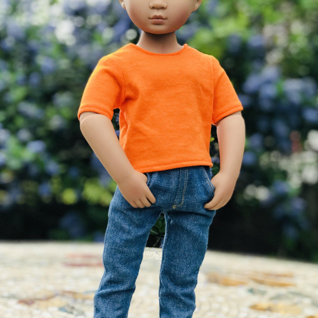 Max, Your Modern Boy - 16 inch doll
