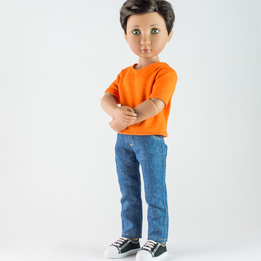 Max, Your Modern Boy - 16 inch doll-Doll-Dolls, Books & Gifts | A Girl for All Time UK