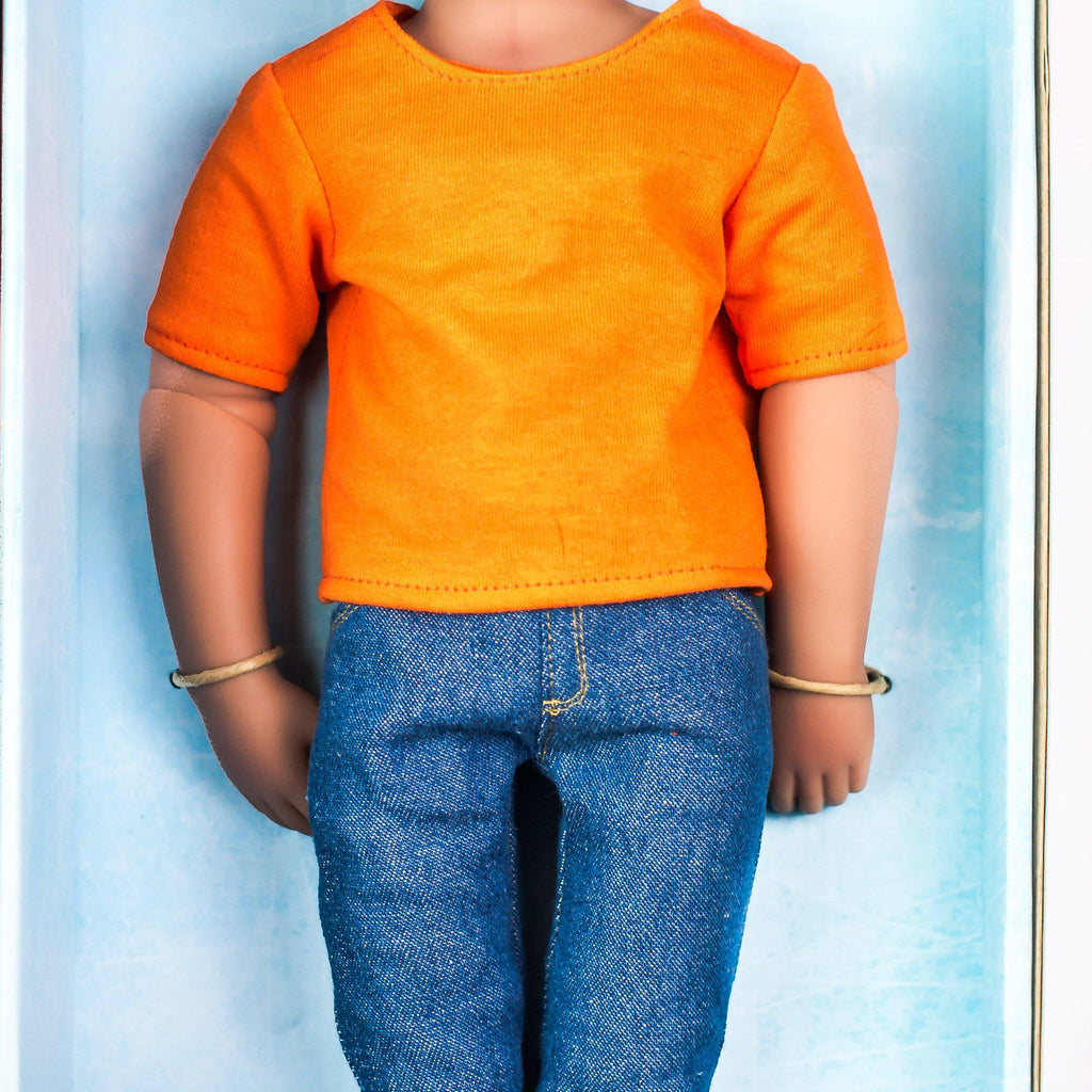 PRE SALE: New:  Max, Your Modern Boy - 16 inch doll