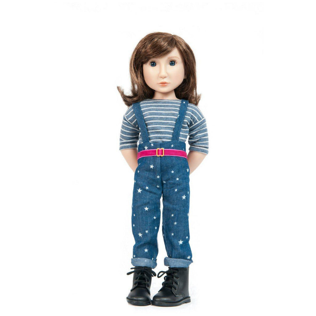 "Maya, Your Modern Girl™ doll and costume bundle - 16"" dolls from A Girl for All Time"