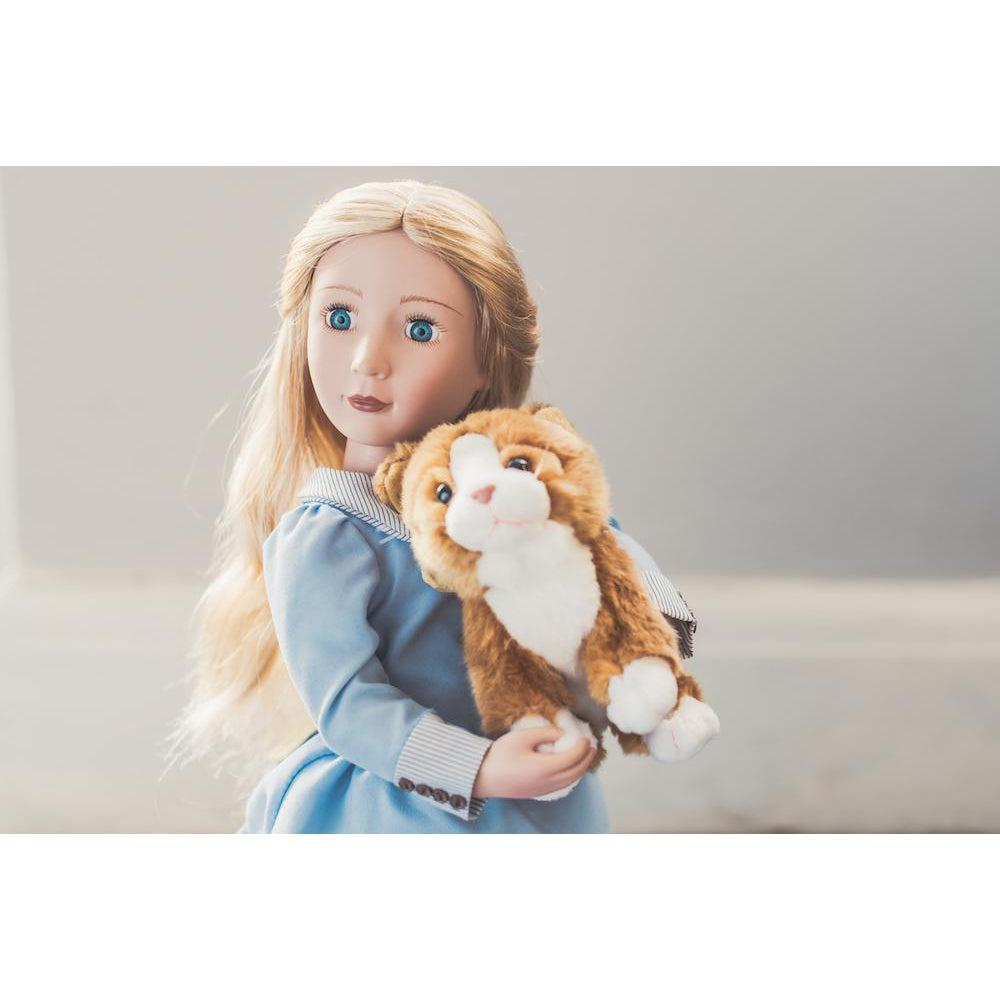 Ameilia's Pet Cat - Ophelia-Dolls, Books & Gifts | A Girl for All Time UK