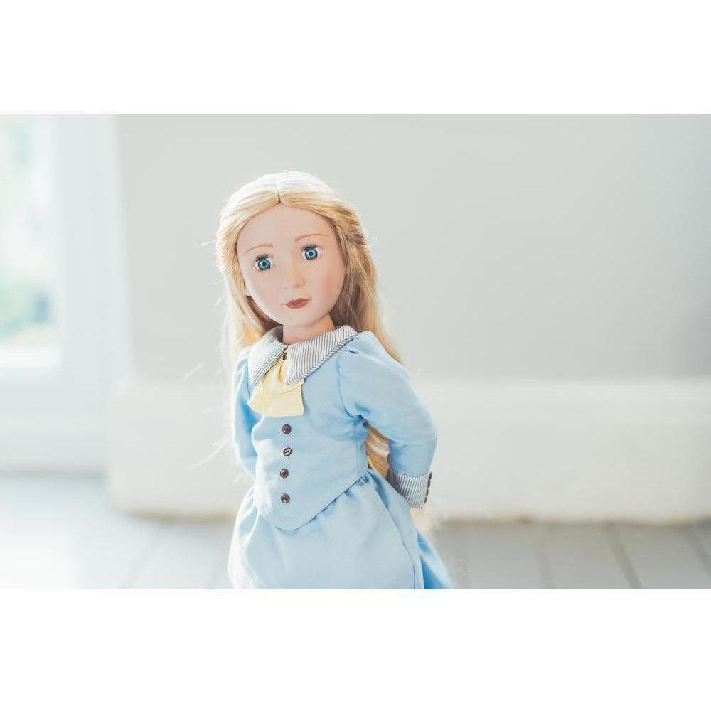 Amelia, Your Victorian Girl -16 inch doll-Dolls, Books & Gifts | A Girl for All Time UK